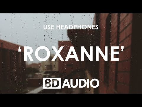 Arizona Zervas – ROXANNE (8D Audio / Lyrics) 🎧 [Tiktok]