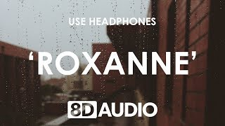 Arizona Zervas - ROXANNE (8D Audio / Lyrics) 🎧 [Tiktok]