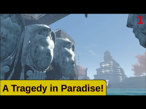 A Tragedy in Paradise! | Fallout 4 Mods - Part One