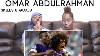 OMAR ABDULRAHMAN عمر_عبدالرحمن ARABIAN MESSI REACTION