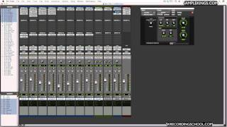 Pro Tools 10 DVDs Lessons:Drum Mixing 4