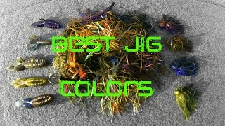 Bass Jigs Simplified to Catch More Fish