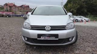 VW Golf Plus 2013 1.6TDI Обзор и тест драйв!