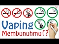 Rokok Elektrik atau Vape Lebih Aman? | Rokok vs Vaping