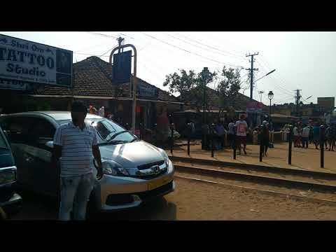 Police and indan army fight @ GOA