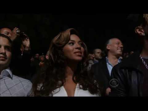 """""""Niggas in Paris"""" JayZ & Kanye West Victoria Secret show"""