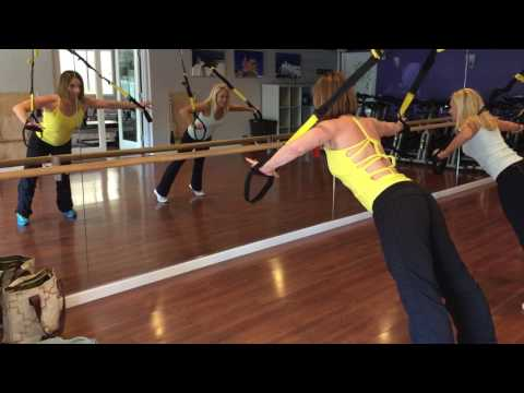 Mind Body TRX Flow