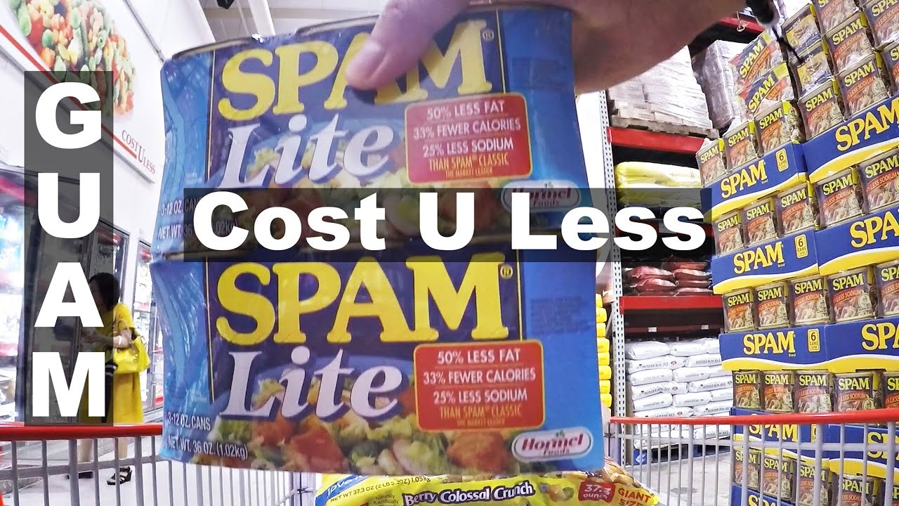 Cost U Less >> Guam Cost U Less In Dededo A Look Inside Shopping Youtube