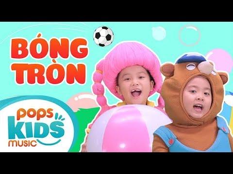 Mầm Chồi Lá - Bóng Tròn | Nhạc Thiếu Nhi Vui Nhộn - Kids Songs - Nursery Rhymes