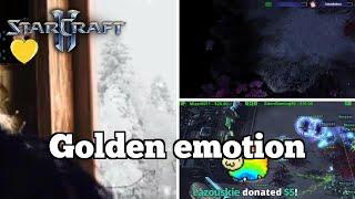 Daily Starcraft Highlights: Golden emotion