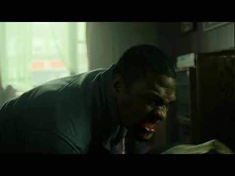 MARVEL'S THE PUNISHER  Lewis vs Curtis Fight  1080p HD