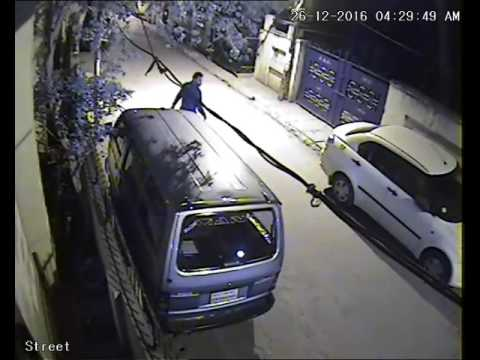 Live cctv footage mobile & chain snatching in Bangalore