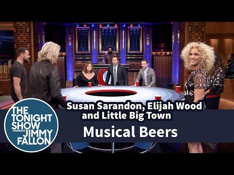 Musical Beers with Susan Sarandon, Elijah Wood and Little Big Town