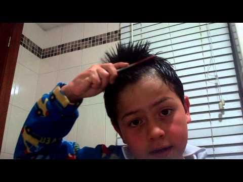 Peinado CR7 Cristiano Ronaldo  YouTube