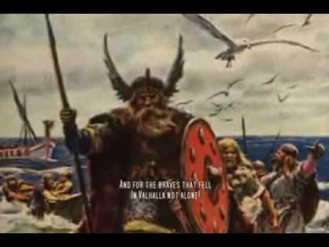 No Remorse No Retreat - Victory or Valhalla!