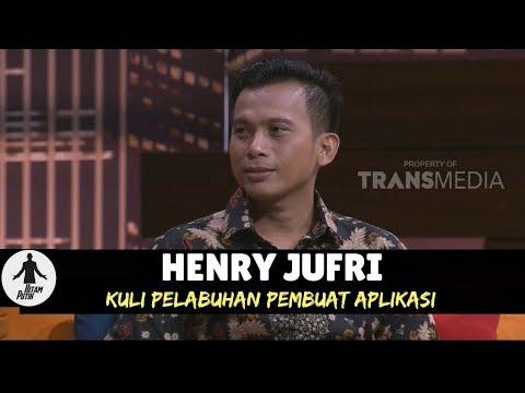 HENRY JUFRI, KULI PELABUHAN PEMBUAT APLIKASI | HITAM PUTIH (07/02/18) 4-4