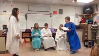 Oedipius Readers Theatre