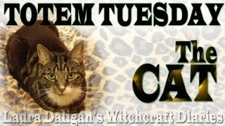 Totem Tuesday  -  The Cat