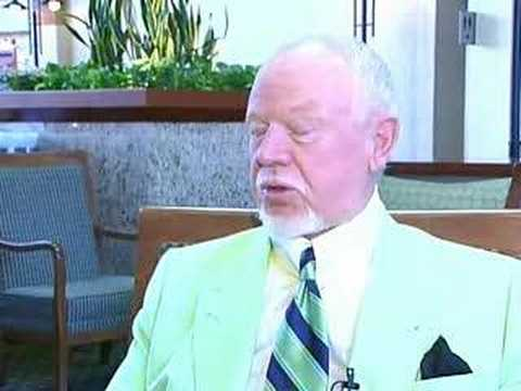 Don Cherry Interview About The Pittsburgh Penguins