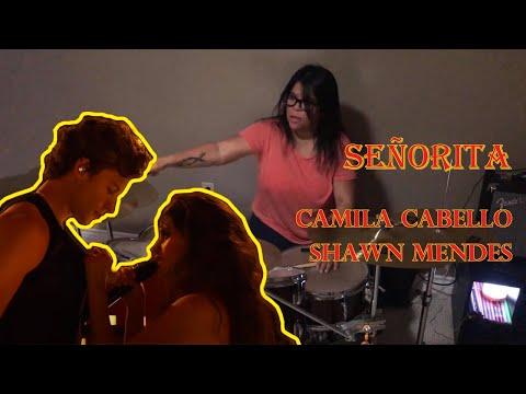 senorita-drum-cover-in-3d!!!
