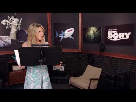 Finding Dory: Kaitlin Olson