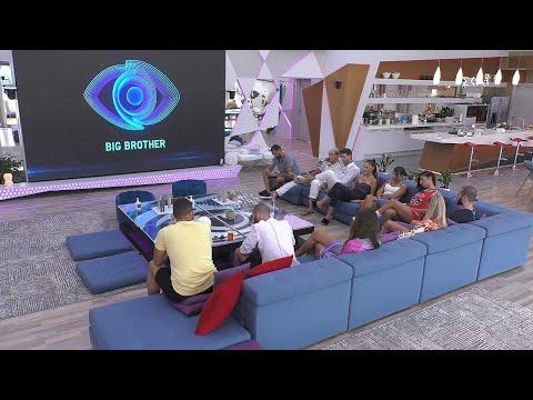 Big Brother | Η ψηφοφορία του σπιτιού | 22/09/2021