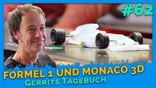 Monaco: Vision, 3D-Modell & Formel 1 - Gerrits Tagebuch #62