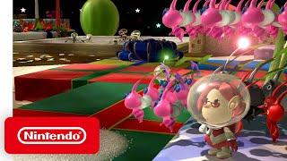 Pikmin 3 Deluxe - Festivity Trailer - Nintendo Switch