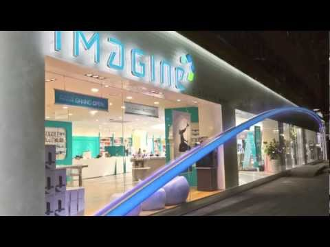 Imagine Retail Shops in Seoul, South Korea