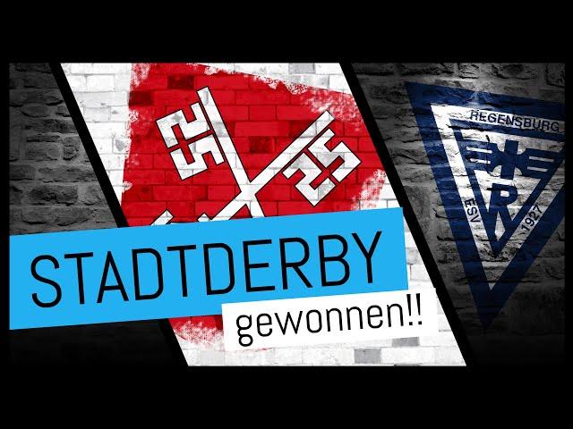 Stadtderby in Regensburg - ESV 1927 Regensburg II vs. TS Regensburg