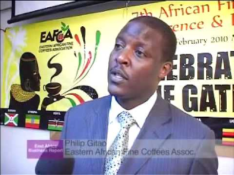 East Africa Report - Coffee Makers Brewing Profits