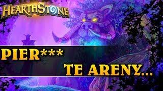 PIER*** TE ARENY - DRUID - Hearthstone Arena