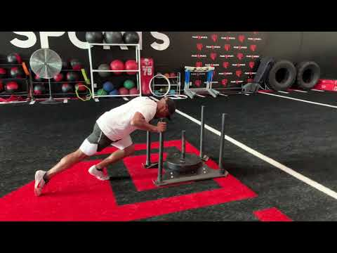 Athlete Performance Training: Posterior Chain | Glute | Lateral Resistance