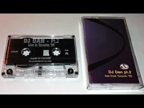 DJ Dan - Live From Toronto 1999 - Part 2