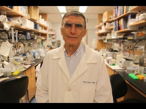 Aziz Sancar, Nobel'e giden yolu Cihan Haber Ajansı'na anlattı