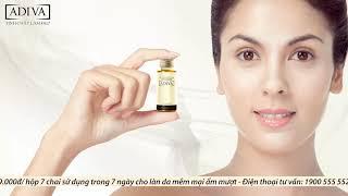 Sản phẩm phục hồi các vết rạn trên da bụng sau sinh - Collagen  ADIVA