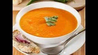 Чечевичный суп пюре С ФРИКАДЕЛЬКАМИ