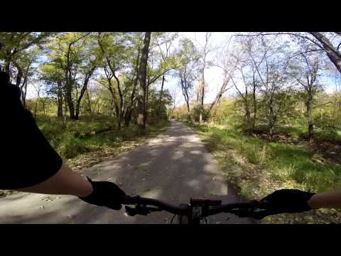 Hobbit, Rollercoaster, center trails, Des Moines, IA.