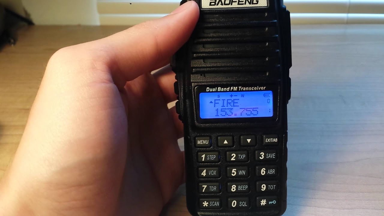 Best Portable BaoFeng Ham Radio For Doomsday Preppers & Beginners