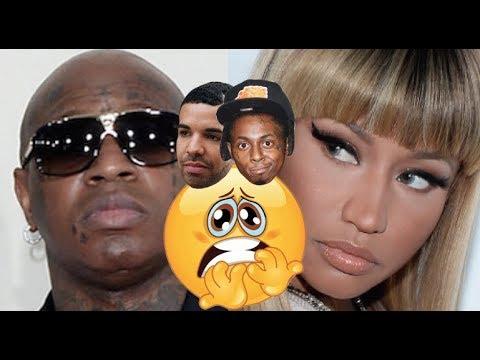 Birdman Rumored WORRIED Nicki Minaj Leaving Cash Money w\ Drake and Lil Wayne. Young Money Dissolve