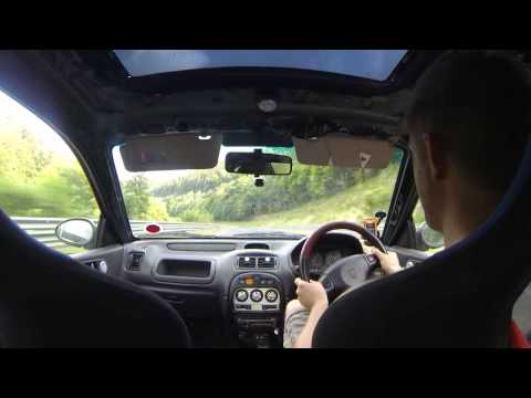 Rover BRM at Nurburgring Nordschleife - 8:40 lap - 14/07/2013