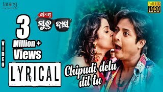 Lyrical:Chipudi Delu Dil Ta | Sriman Surdas | Babushan,Bhoomika | Tarang Cine Production
