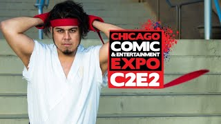 C2e2 2018 (Friday) cosplay video