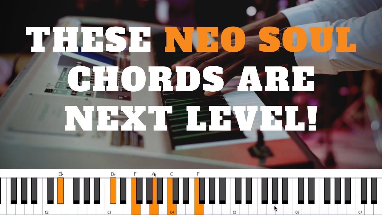 Advanced Gospel Neo Soul Chords | Doobie Powell Tutorial