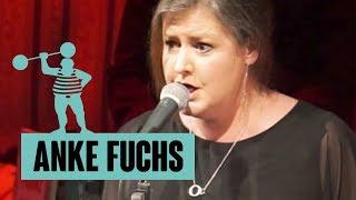 Anke Fuchs – Das Haar