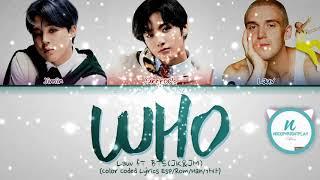 Lauv - Who (feat. BTS) - Miro remix