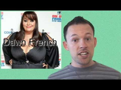 Dear God, what's the point of Dawn French?