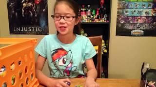 Blind Bag Friday Video # 8: GPK, Minecraft, MLP, Care Bears Glitter, Uggly Petshop,