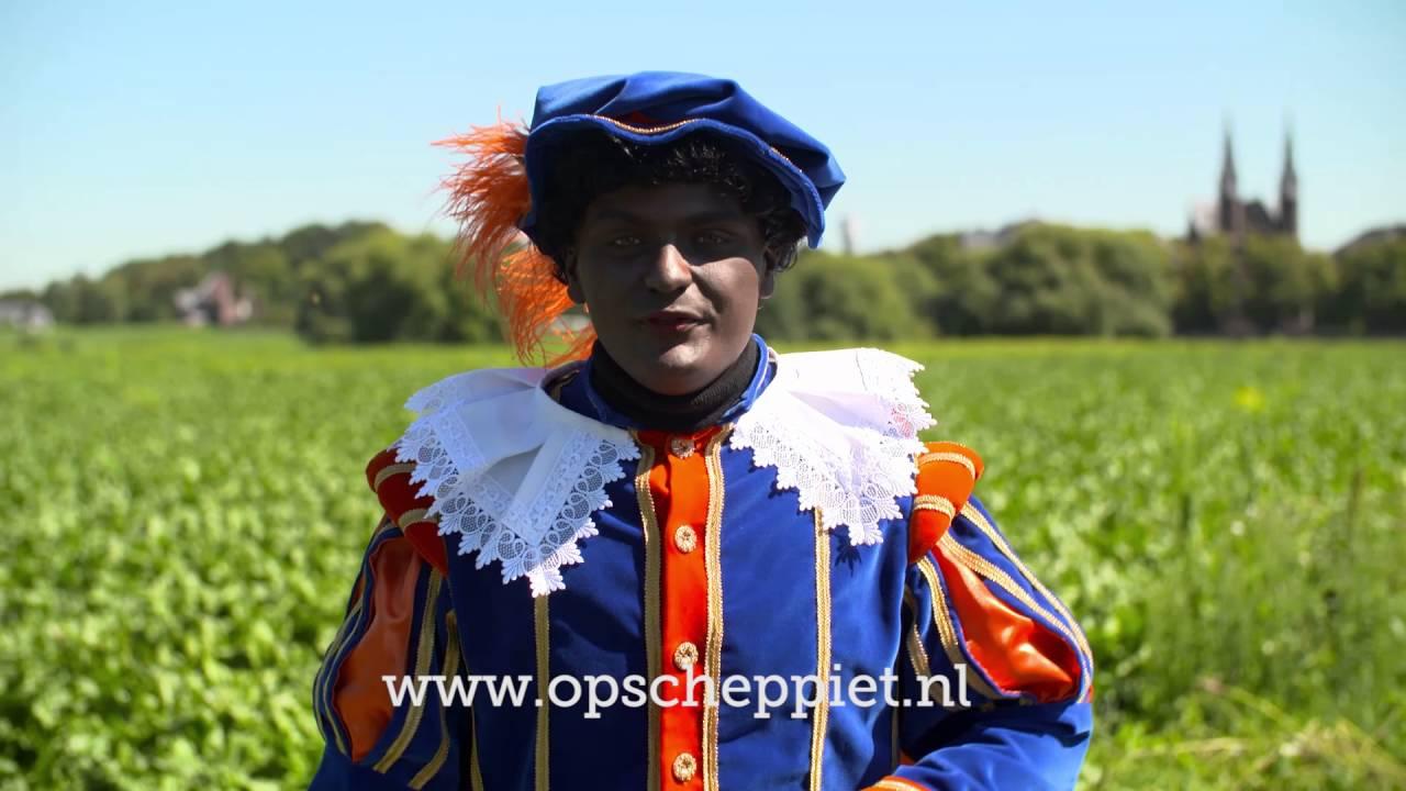 Wil je ook een bezoek van Opschep Piet?