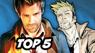Constantine Episode 4 - TOP 5 Hellblazer Easter Eggs